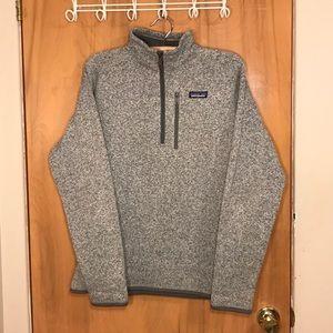 Men's Patagonia 1/4 Zip Jacket
